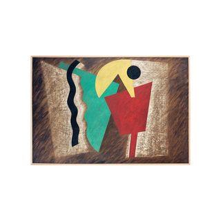 Vermelho Amarelo e Verde - Paulo Laender - An Art Trek