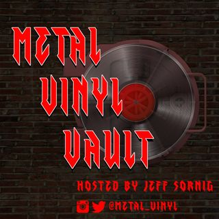 Metal Vinyl Vault with Jeff Sornig