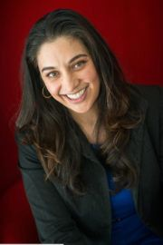 Simone Ahuja Author of Disrupt-It-Yourself