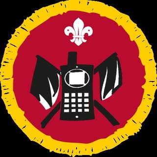 Communication Badge - 5th Aylesbury Cubs