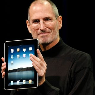 Dieci anni di iPad