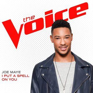 Joe Maye From The Voice On NBC