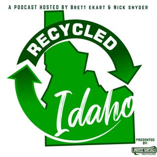 Recycled Idaho with Ken Reglin of Concrete Construction Supply