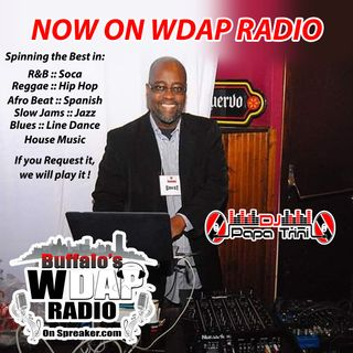 Dj Papa Trini Grown & Sexy IV on WDAP Radio