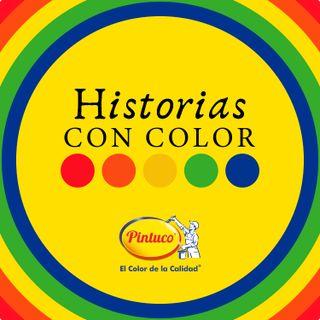 """Epi 9 """"La vida es para vivirla con colores"""" - Viviana Osorio - Historias con Color"""