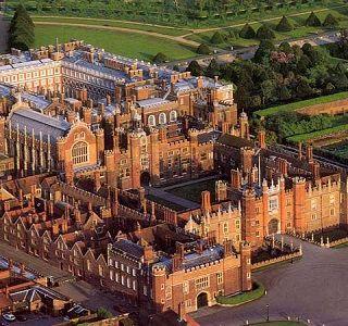 Ep. 189 - Hampton Court Palace
