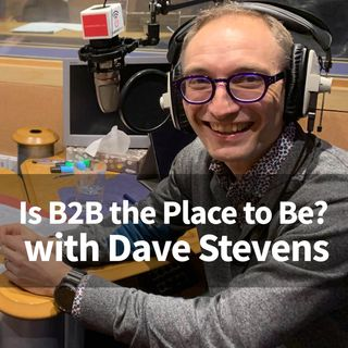 Ep3: Is B2B the Hot Place to Be? With Dave Stevens