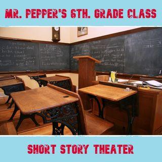 Mr. Pepper's Grade 6 Class