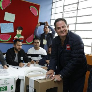 """""""Importante confiar en la registraduría y aceptar el resultado"""": Germán Vargas Lleras"""