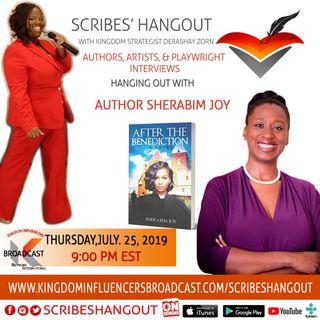 Scribes Hangout Welcomes Author Sherabim Joy