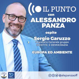 Il Punto con Sergio Garuzzo su ambiente ed Europa