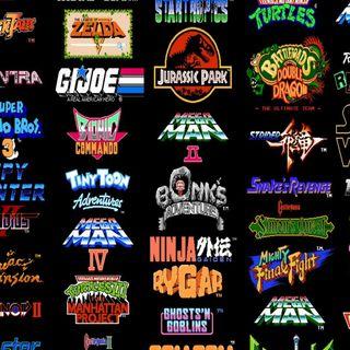 Liquid Gamer Podcast - Retro Gaming Xperts #Flashback