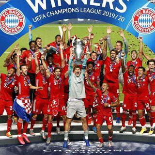 Bayern Munich, es el nuevo campeón de la Champions League 2020