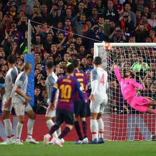 Ep. 92 (Barça - Liverpool, Tottenham - Ajax e la review della stagione della Juve)