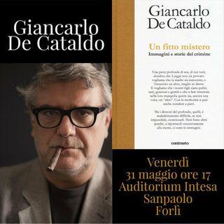 Incontri con l'autore: Giancarlo de Cataldo, Un Fitto Mistero