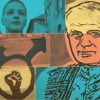 S02E32 - Diritti transgender sotto attacco in Ungheria. Come la Polonia ricorda Wojtyla