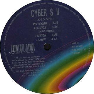 Cyber S II - Reflexion