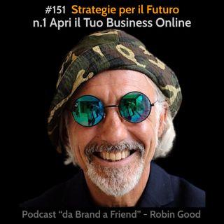 Strategie per il Futuro: #1 Apri il Tuo Business Online