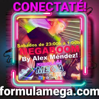 1.3 MEGABOOM By ALEX MENDEZZ