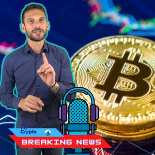 Bitcoin novo ribasso in arrivo?   TG Crypto Podcast