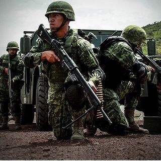AMLO afirma que el Ejército a contrinuido a la transformación del País