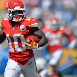 Episode 16 - Tyreek Hill| #nosuspensionforhill