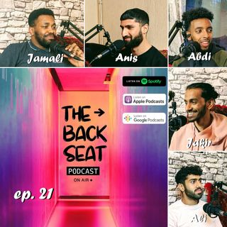 "21. ""Shout Out My Previous Entanglements"" 