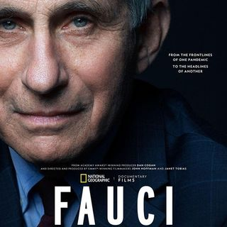 """Janet Tobias and John Hoffman from Disney Plus & National Geographic's """"Fauci"""""""