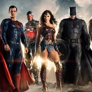Liga De La Justicia La Película