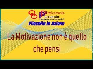 La motivazione non è quello che pensi