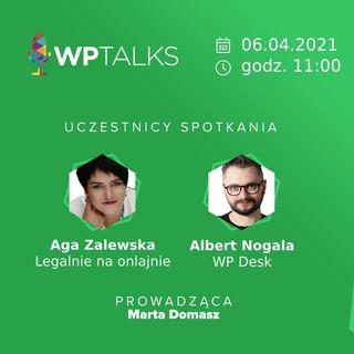 WP Talks #21: WordPress na legalu