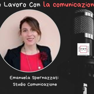 #24 Storie di professioniste coraggiose con Emanuela Spernazzati
