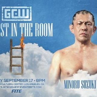 Episode #84: My Experience at GCW Highest In The Room