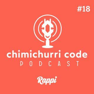 1x18 | Charlando con los Androides de Rappi