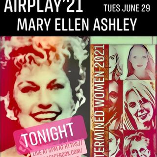 AirPlay21 Presents Determined Women