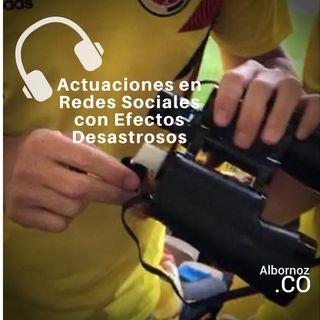 S1E11 - 10 Actuaciones en Redes Sociales con Efectos Desastrosos