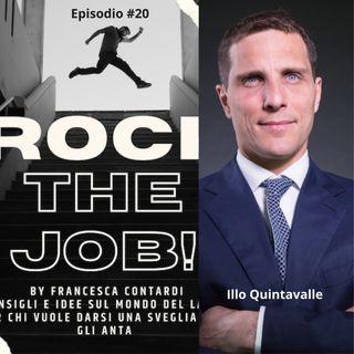 Episodio 20 con Illo Quintavalle President @ FdQ - Finanziaria Quintavalle Owner of Quanta Club, Villa del Dosso, House @ Quanta Club, HC Mi
