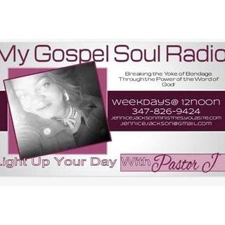 My Gospel Soul Radio with Jennice Jackson | Spousal Rejection