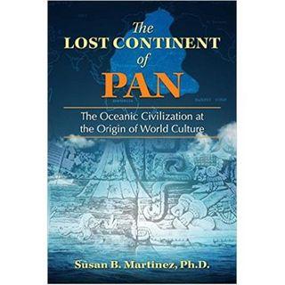 Dr. Susan Martinez: The Lost World of Lemuria (Pan)
