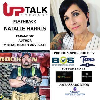 UpTalk Flashback: Natalie Harris