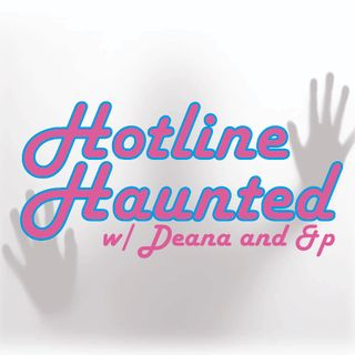 Hotline Haunted Epi. #3 l The Witch of the Hills; 2 Americans in Ireland