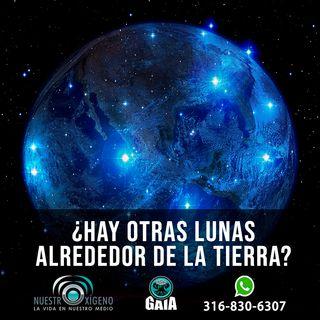 NUESTRO OXÍGENO Otras lunas alrededor de la tierra - Prof. Alberto Quijano Vodniza