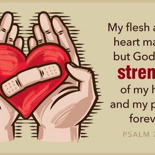 Episode 121 - Abiding Life Scripture Meditations - Psalm 37