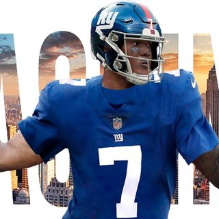 NYG TALK EP. 494 Rumors Trading Up For Haskins & #AndrewWentworth