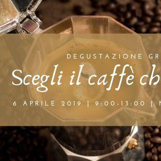 Scegli il caffè che fa per te! Intervista con Annamaria Bristot.