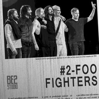 #2 - Foo Fighters