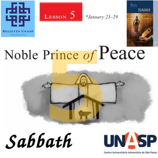 903 - Sabbath School - 23.Jan Sat