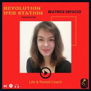 INTERVISTA BEATRICE DEFACIO - LIFE & PARENT COACH