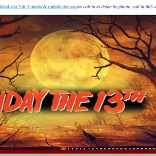 FRIDAY THE 13TH PRAYING AGAINST RADICAL EVIL