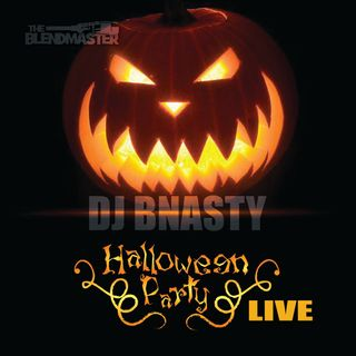 "DJ Bnasty aka ""Blend Master"" Special Guest Halloween Party"